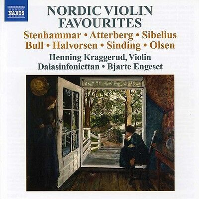 Henning Kraggerud - Nordic Violin Favorites: Two Sentimental Romances [New - Classical Favorites Violin