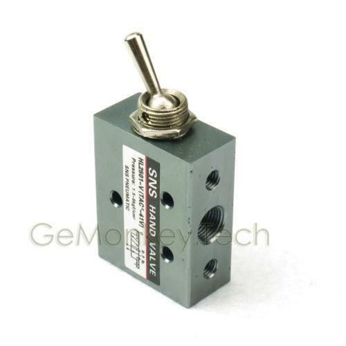 Dump Body Lever Actuated Switch : Pneumatic switch ebay