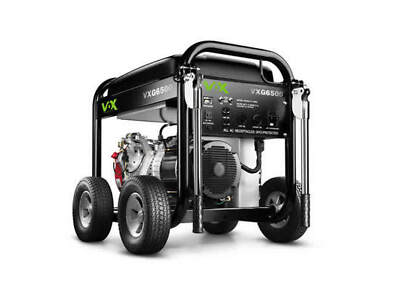 VOX 6500 Watt Pro Series Lightweight Generator GX390 Honda #30557