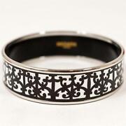 Hermes Enamel Bracelet