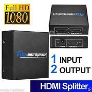 HDMI Switch 2 Output