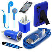 iPod Touch 4th Generation Case Bundle