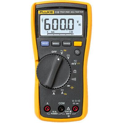 Fluke 115 True-rms Acdc Digital Multimeter