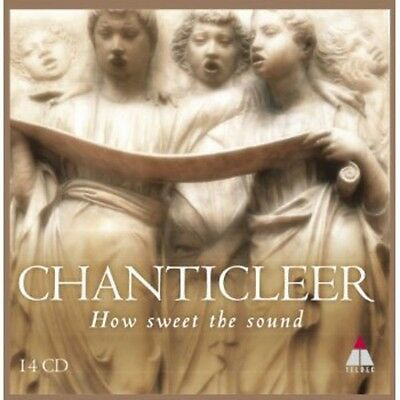 Chanticleer   How Sweet The Sound  New Cd