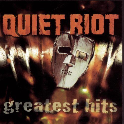 QUIET RIOT : GREATEST HITS (CD) sealed