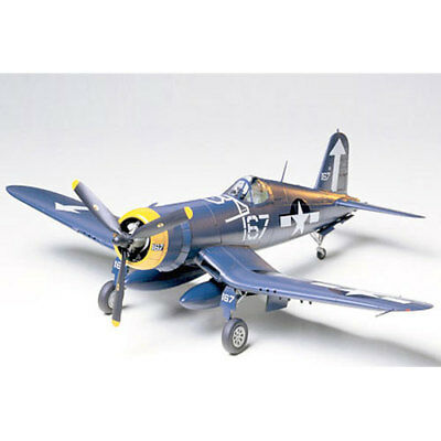 TAMIYA 61061 Vought F4U-1D Corsair 1:48 Aircraft Model Kit