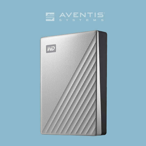 Details about My Passport Ultra for Mac 4TB Silver Portable External Hard  Drive