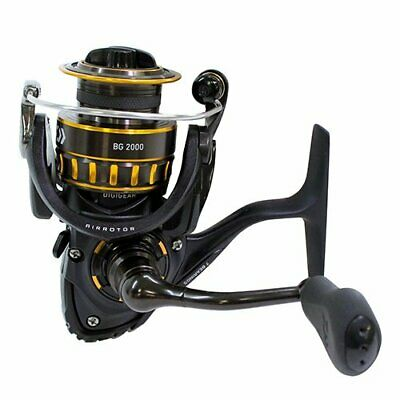 Daiwa Black Gold Spinning Reel Spinning 6Bb 1Rb 5.3:1 Black Gold Spinning Reel
