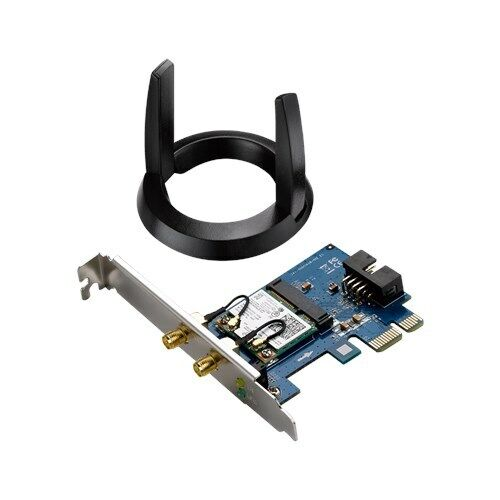 ASUS PCE-AC55BT B1 Wireless-AC1200 Bluetooth 4.2 PCIe/Mpcie