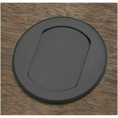 Fsr T3-mj-blk Table Top Microphone Insert Black Round Cover