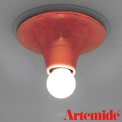 Artemide - Ceiling Lamp Teti (Orange)