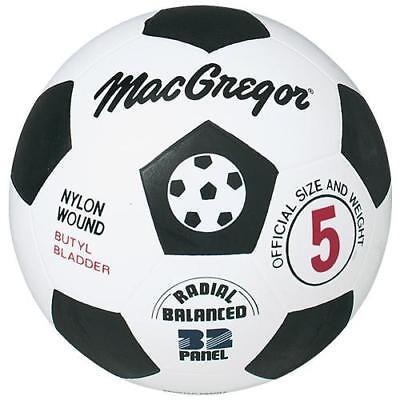 MacGregor Rubber Soccer Ball Size 3 - Rubber Soccer Ball