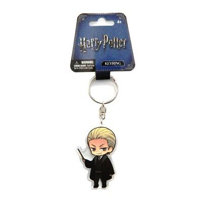 Harry Potter New   Draco Malfoy Acrylic Key Chain   Keychain Ring Keychain Magic