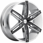 24x9 Custom Wheels Wheels