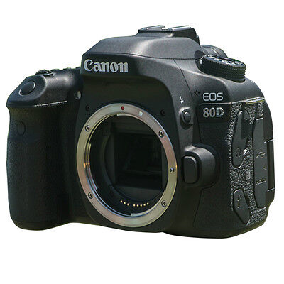 Canon Eos 80D Digital Slr Camera  Body Only