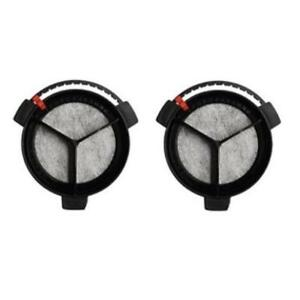 Mr. Coffee Water Filter Replacement Disc WFFPDQ-10 Cartridge WF - 2 Pack