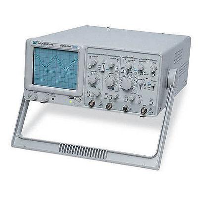 gos-622g GW instek  20MHz Analog Oscilliscope NEW IN THE BOX