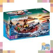 Playmobil Ruderboot