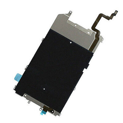 LCD Screen Metal Guard Back Plate Flex Cable Replacement for iPhone 6 Plus 5.5""