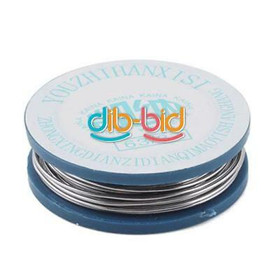 Tin Lead 0.8mm Rosin Core Solder Wire Reel Soldering Eb New