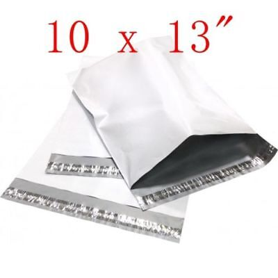 10 X 13 Poly Mailers Plastic Envelopes Shipping Bags 50 100 200 300 500 1000