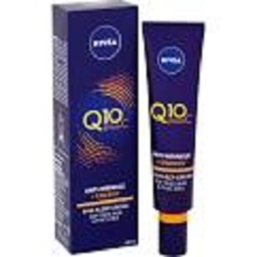 NEW!! NIVEA Q10 PLUS C ANTI-WRINKLE + ENERGY SKIN SLEEP CREAM 40ml