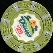 Dunes Casino Chips