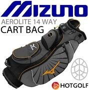 Mizuno Golf Trolley Bag