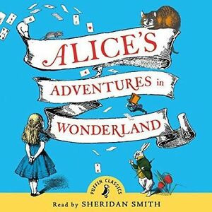 Alice's Adventures in Wonderland by Lewis Carroll New CD-Audio Book