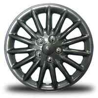 Wheel Covers Gun Metal