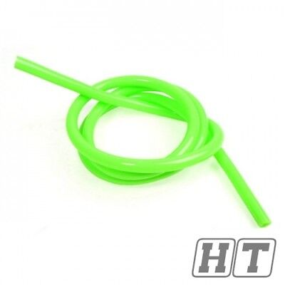 FUEL HOSE MOTOFORCE 1 METER D  5MM NEON GREEN FOR SCOOTER MOTORCYCLE