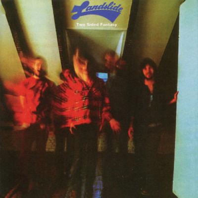 Landslide - Two Sided Fantasy ( AUDIO CD in JEWEL CASE )