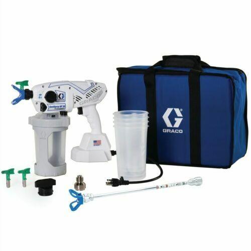 Graco SaniSpray HP 20 Corded Handheld Airless Disinfectant Sprayer Package