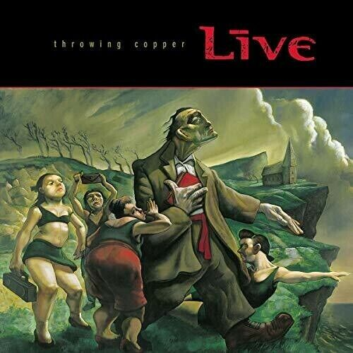 Live - Throwing Copper [New Vinyl LP] Anniversary Ed