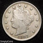 1907 Nickel