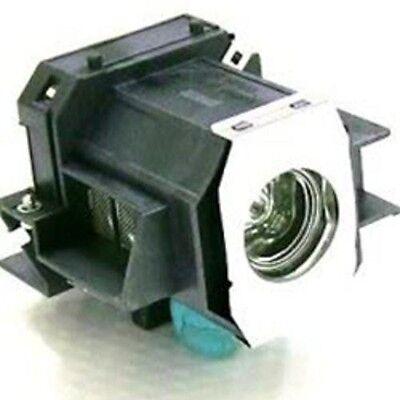 Elplp35 V13h010l35 Lamp In Housing For Epson Projector Model Emptw620