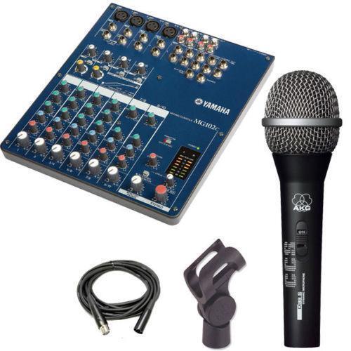microphone xlr mixer ebay. Black Bedroom Furniture Sets. Home Design Ideas