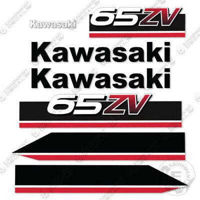 Kawasaki 65zv Wheel Loader Full Decal Set Equipment Decals