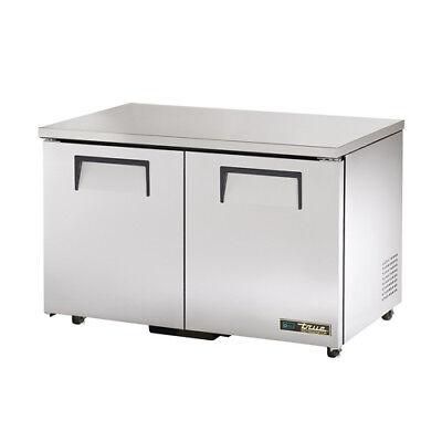 True Tuc-48-ada Undercounter Refrigerator 2 Door 12 Cu. Ft.