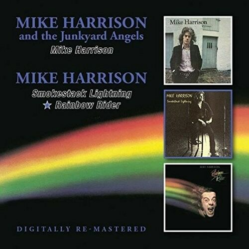 Mike Harrison - Mike Harrison/Smokestack Lightning/Rainbow Rider [New CD] UK - I