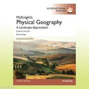 Physical Geography A Landscape Appreciation
