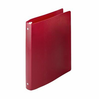 Acco Accohide Poly Round Ring Binder - Letter - 8.50