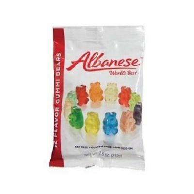 Albanese World's Best 12 Flavors Gummy