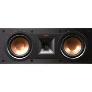 Klipsch R25C 400-Watt Centre Speaker - Brushed Black (New other) ***READ***