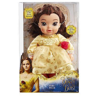 Disney Beauty & The Beast Movie - Baby Belle - Brand New
