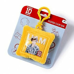 One-Direction-039-Liam-039-Peluche-Cuadrado-Forma-Mochila-Mochila-Escolar-Clip