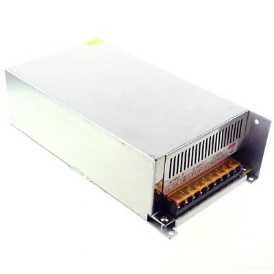 Dc 12v 480w 40a Universal Regulated Switching Power Supply For Cctv Led Strip