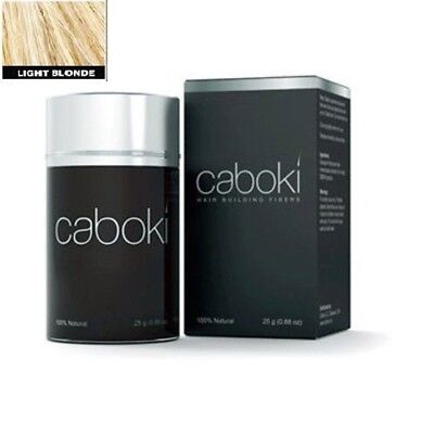 Caboki Light Blonde Color Hair Building Fiber,Hair Loss Concealer in old version for sale  Shipping to India
