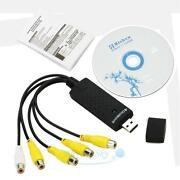 USB Video Capture Adapter