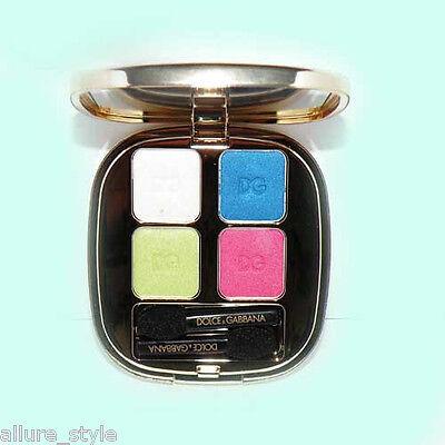 Dolce & Gabbana The Eyeshadow Smooth Eye Colour Quad 160 Dazzling